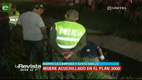 Hombre muere tras ser apuñalado en un canal drenaje en el Plan Tres Mil
