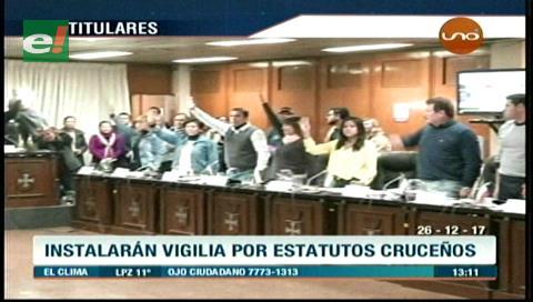 Video titulares de noticias de TV – Bolivia, mediodía del martes 26 de diciembre de 2017
