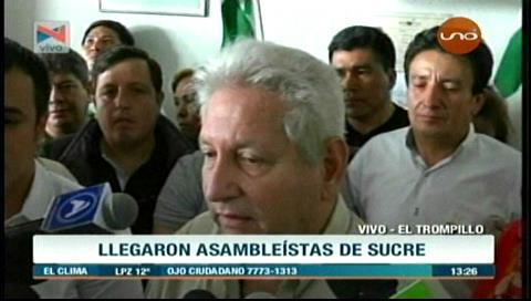 Costas celebra aprobación del Estatuto Autonómico de Santa Cruz por el TCP