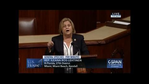 Parlamentaria republicana denuncia la repostulación de Morales ante el Congreso de EEUU