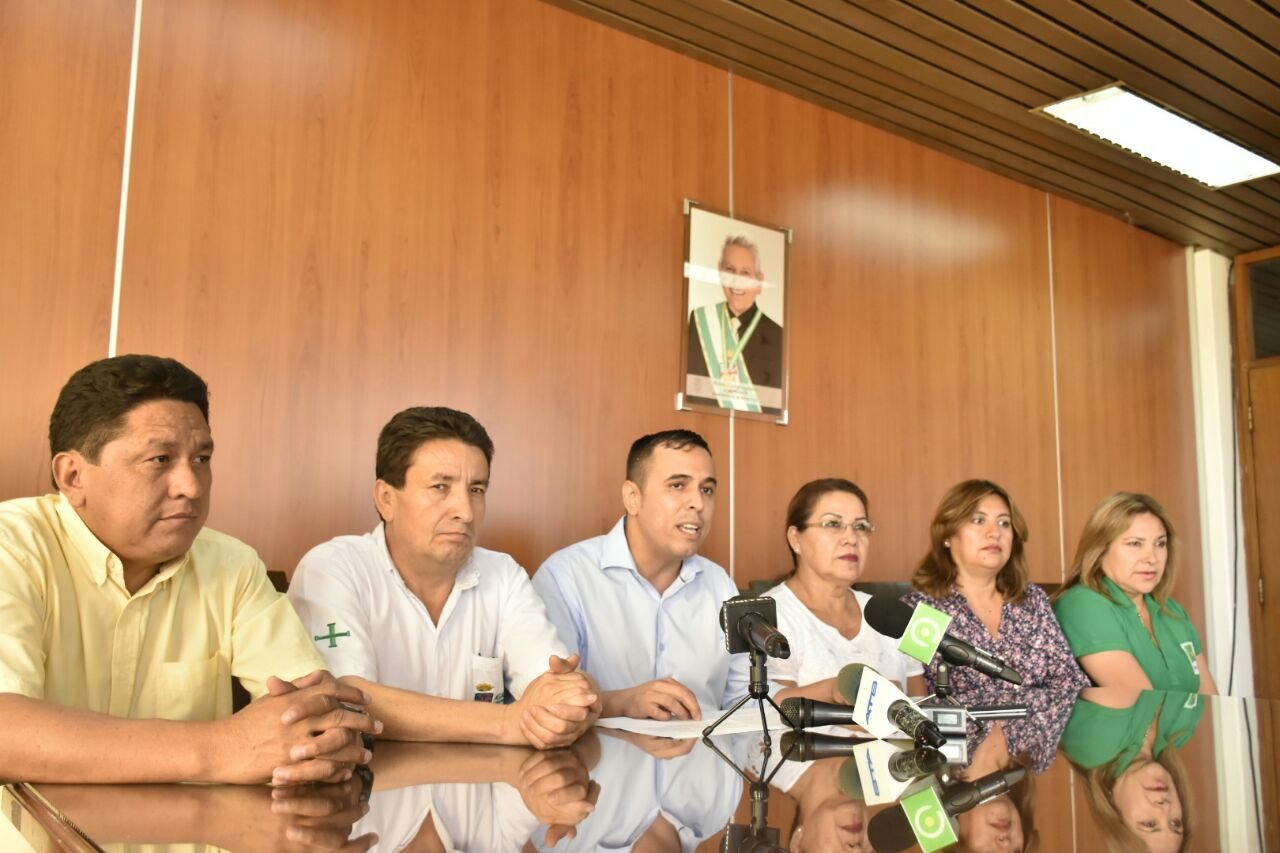 Asamblea cruceña rechaza fallo que corta recursos a Santa Cruz