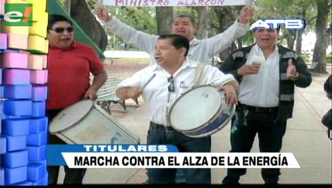 Video titulares de noticias de TV – Bolivia, mediodía del miércoles 23 de mayo de 2018