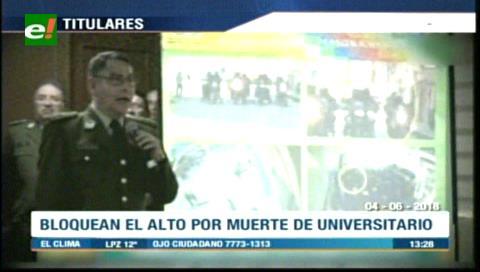 Video titulares de noticias de TV – Bolivia, mediodía del lunes 4 de junio de 2018