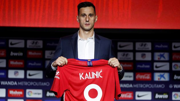 Kalinic dio su versión de por qué abandonó a Croacia en el Mundial