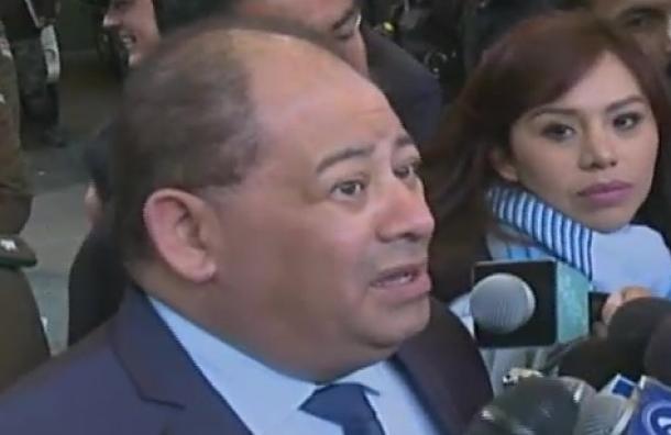 Gobierno descarta participación de policía en robo de Medalla y banda presidencial