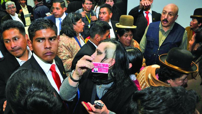 Gobierno anuncia investigación sobre agresiones a periodistas en el Nuevo Palacio