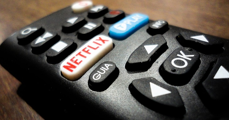 Atajos al ver una película o serie en netflix