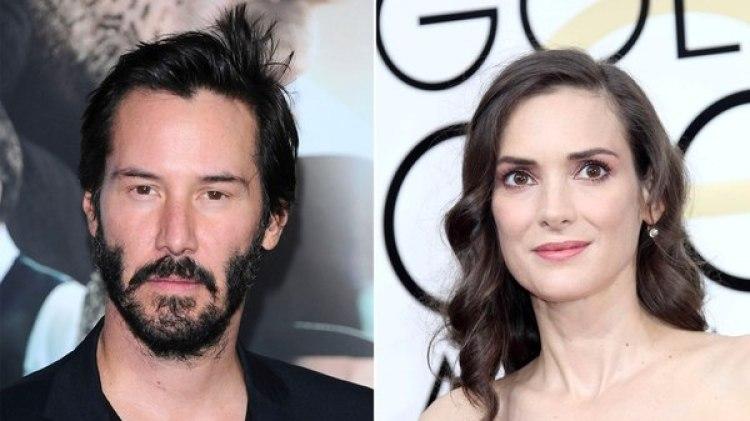 "Keanu Reeves y Winona Ryder protagonizan ""Destination Wedding"" (The Grosby Group)"