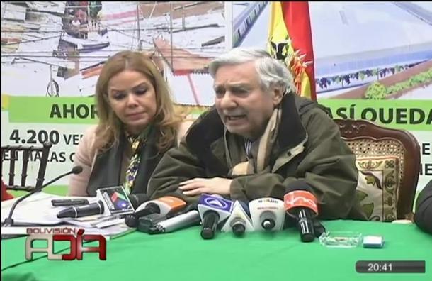 Caso bandas de concejales: Percy Fernández dispuesto a declarar en la Fiscalía