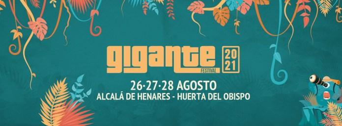 Entradas Festival Gigante 2021 - Todos los Conciertos y Gira 2021