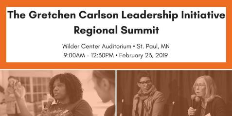 The Gretchen Carlson Leadership Initiative Regional Summit @ Wilder Center Auditorium