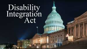 H. R. 555, Disability Integration Act of 2019.