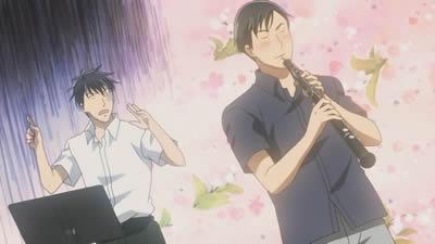 Kuroki Yasunori tocando a Mozart enamorado