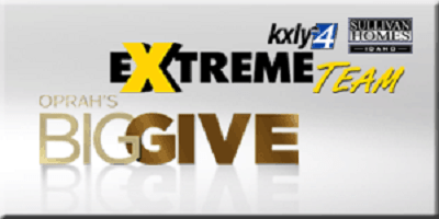 Oprah's Big Give Logo