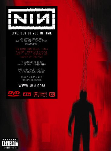 "Résultat de recherche d'images pour ""'Nine Inch Nails ''Beside You in Time'' dvd"""