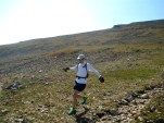 Flying the downhills