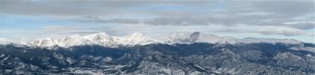 Mummy Range panorama.