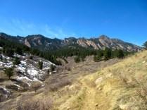 Towhee Trail, 3/14/15