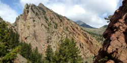 Fowler Trail never disappoints. Also, I'm really loving the pano feature on the iPhones.