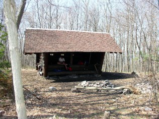 Eagle's Nest Shelter, Day 4