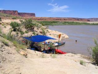 A mid-afternoon Swim Camp at Millard Canyon.