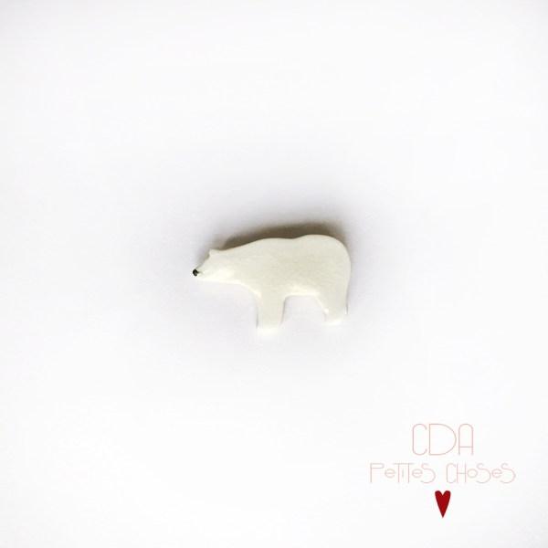 broche-en-porcelaine-ours CDA Petites Choses