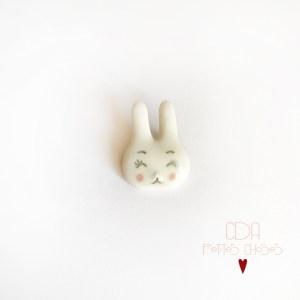 broche-en-porcelaine-mon-petit-lapin CDA Petites Choses