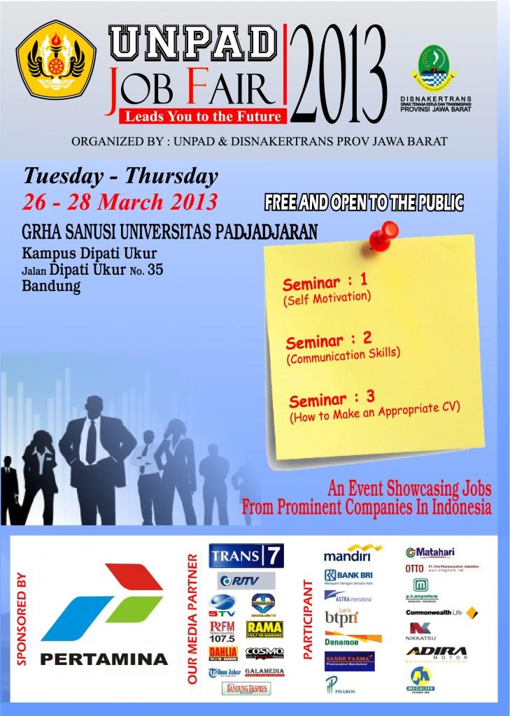 jobfair_ UNPAD 2013