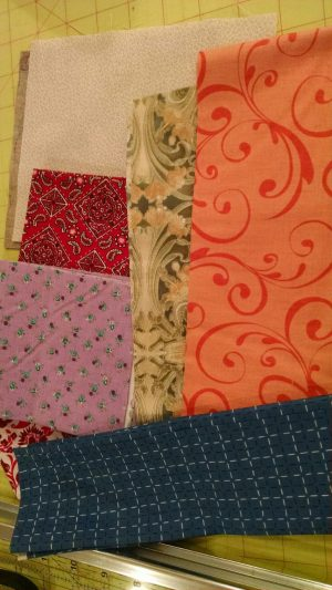 Free Fabric from the TN Valley Spring Shop Hop