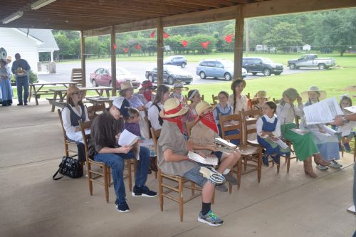 Pioneer Week at Ooltewah Church of Christ