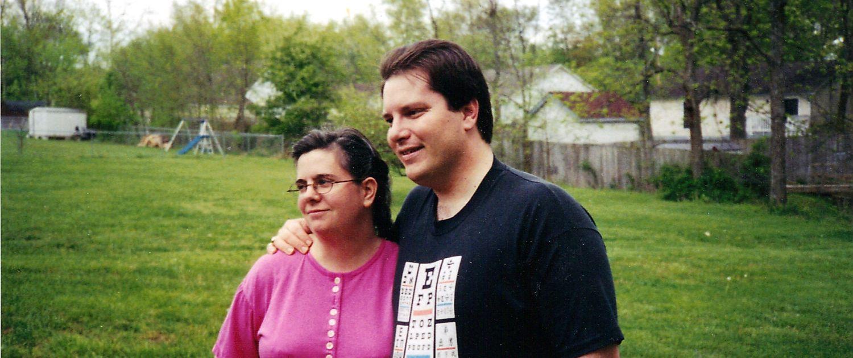 Laura and David Wheeler