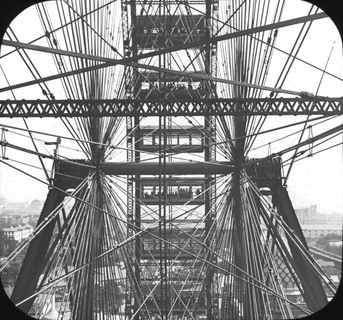 World's Columbian Exposition Ferris Wheel, Chicago, United States, 1893