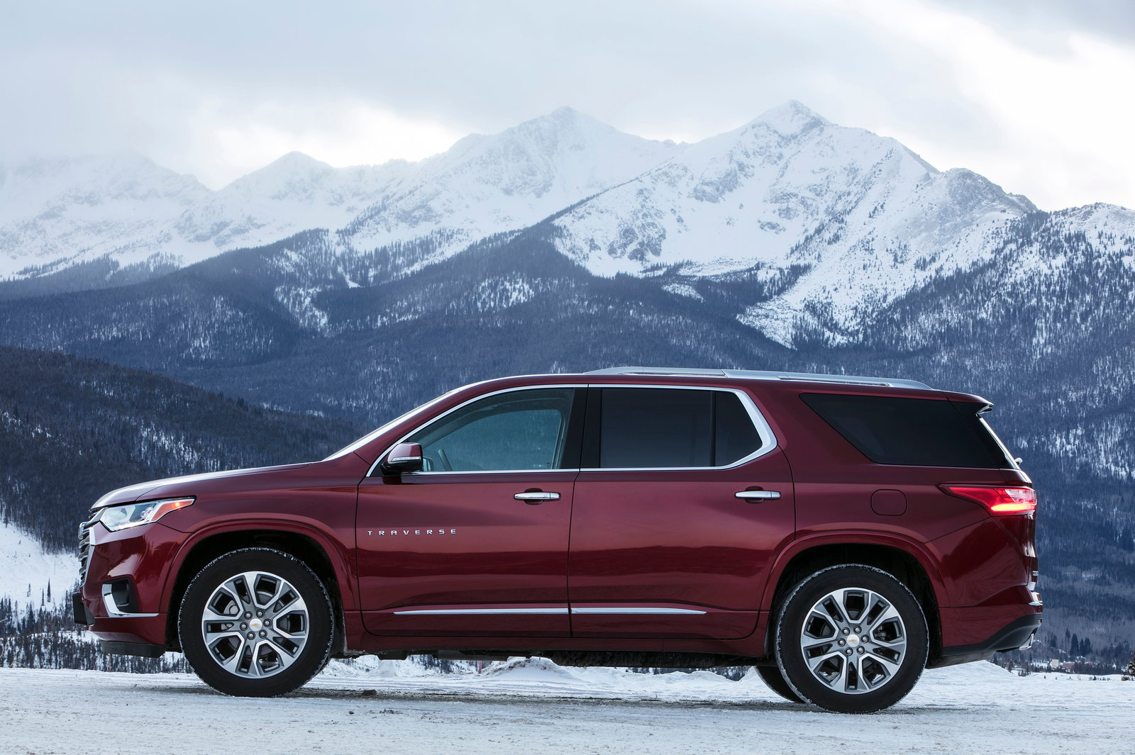 2019 Chevrolet Traverse Preview Pricing Release Date