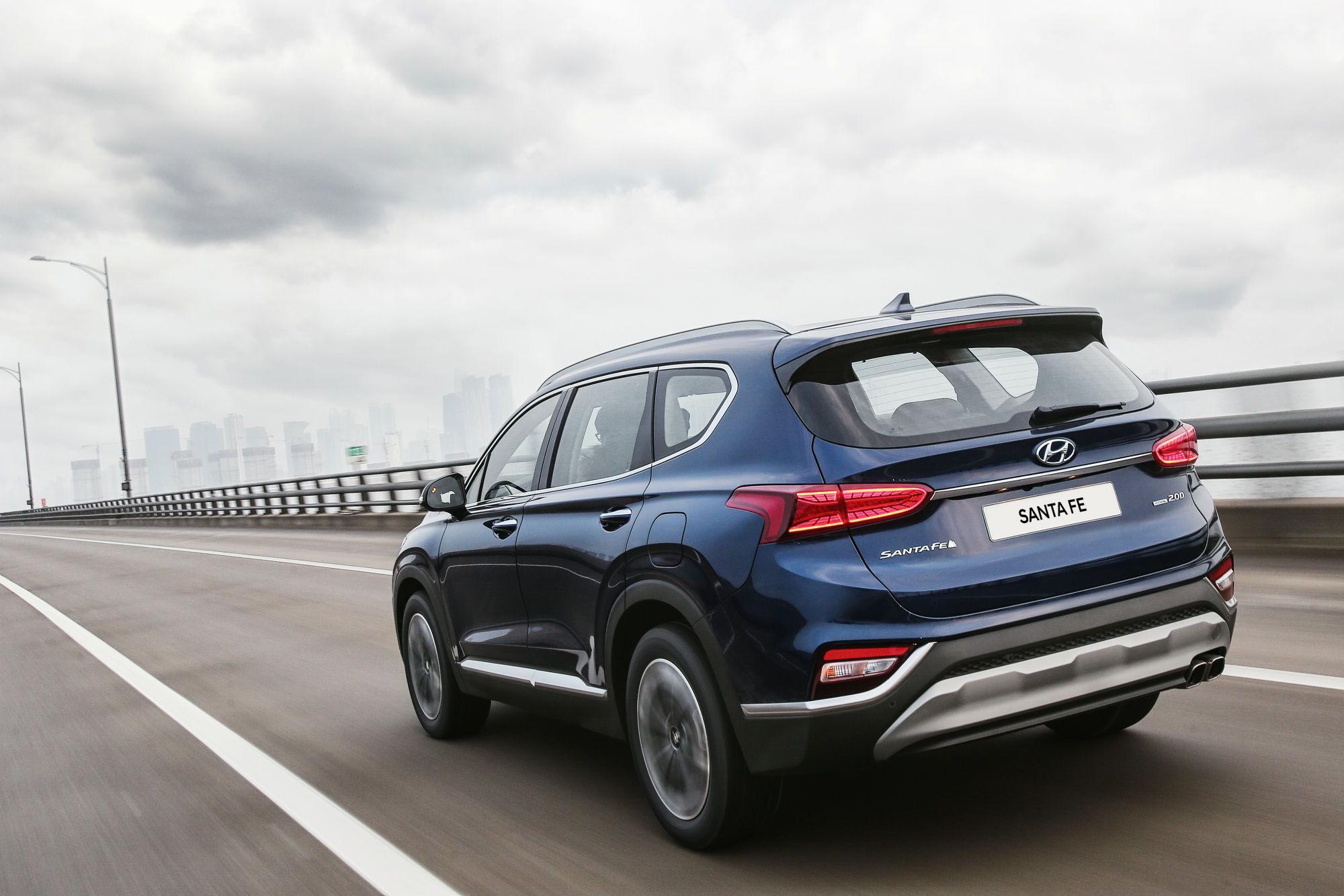2019 Hyundai Santa Fe XL Preview Pricing Release Date