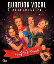 Les Quatre Barbu(e)s - Visuel 2015