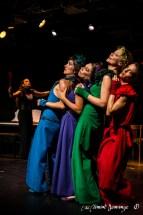 Les Quatre Barbu(e)s - Festival d'Avignon 2015 - Une Petite voix m'a dit