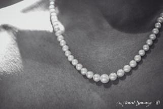Photographie de détail - Mariage - Préparation de la mariée