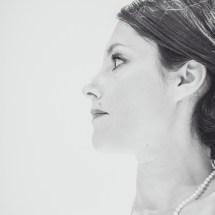 Portrait de la mariée - Photographie - CDE photographie