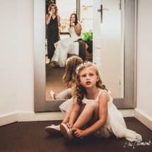 Préparation de la Mariée - photographie de mariage