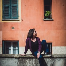 portrait en ville