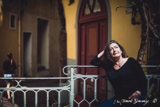 Portrait dans le Vieux-Nice