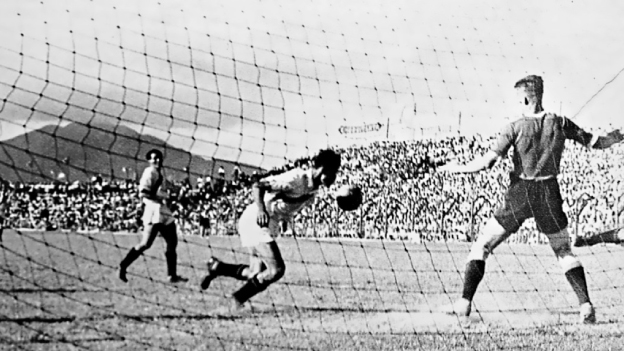 Image result for uruguay vs Peru 1939
