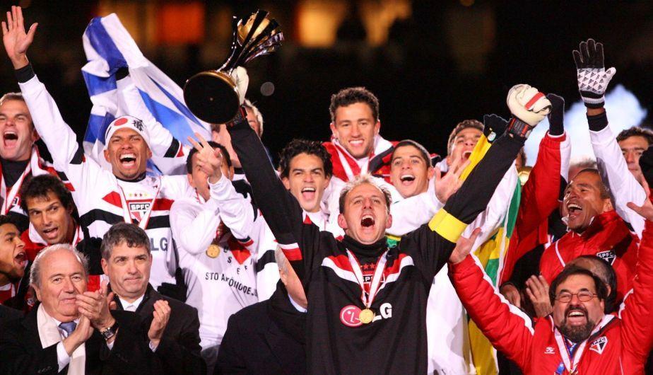 Resultado de imagen para sao paulo campeón del mundial de clubes