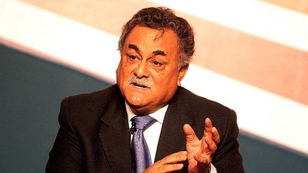 Falleció Jaime Quijandría, ex ministro de Economía y de Energía y Minas