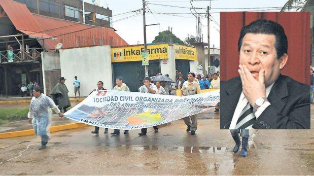 Eduardo Salhuana, ex ministro de Justicia de Alejandro Toledo. (Archivo El Comercio)