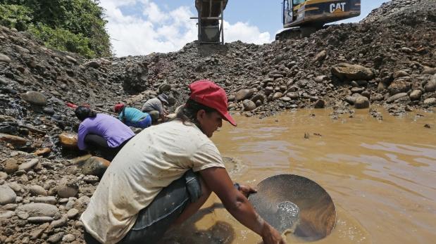 Minería ilegal y narcotráfico se apoderan de San Gabán