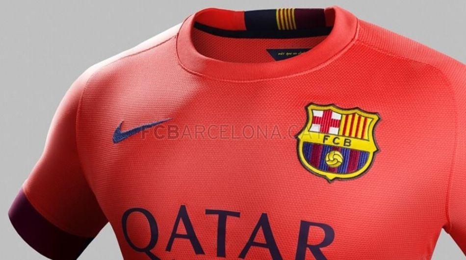 f1f52dead07 Nueva Camiseta Alterna Del Barcelona Es Fabricada Con (4) - Modern ...