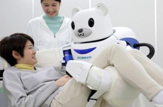 ¿Podrías llegar a enamorarte de un robot?