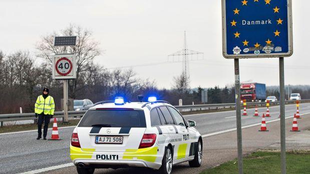 Suecia y Dinamarca anuncian medidas contra la ola de refugiados