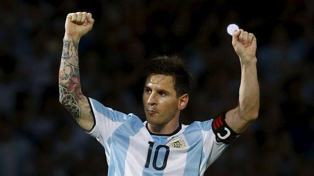 Argentina vs. Honduras: con Lionel Messi por amistoso FIFA
